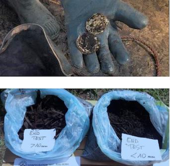 Ingeo-based GEA coffee capsule field test