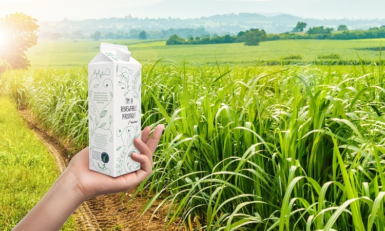 Tetra Pak packaging using bioplastics sourced from sugar cane.jpg