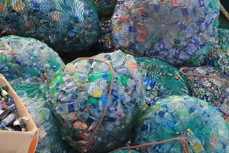 Receiving countries have voiced concerns about the quality of UK plastic waste exports.jpg