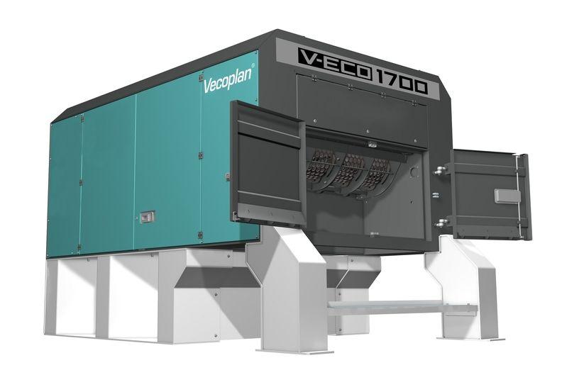 The V ECO 1700 waste shredder from Vecoplan.jpg