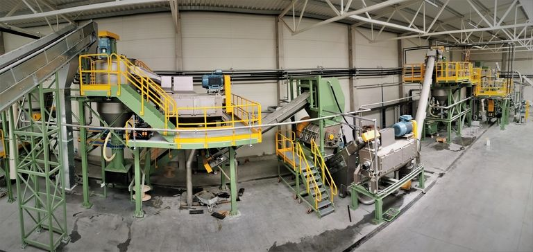 Sorema's film-to-film recycling technology substantially boosts productivity Polish recycler