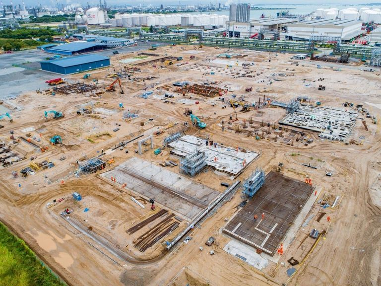 Arkema's new PA 11 plant in Singapore on track to open first half of 2022