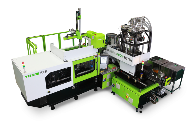 Yizumi's patented direct compounding system cuts energy use, lowers CO2 emissions