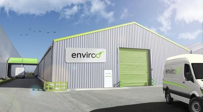 Enviroo gets green light for construction PET recycling plant at Protos