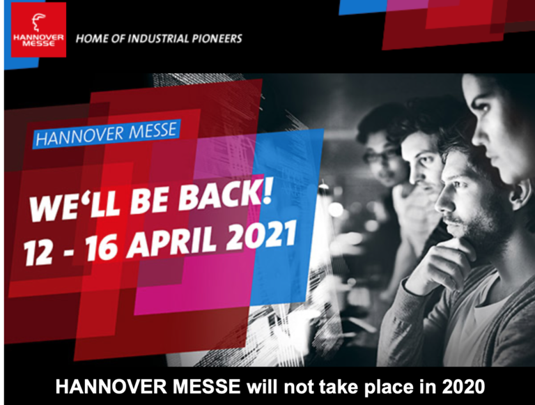 COVID-19: Hannover Messe explores digital solutions