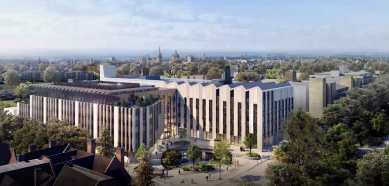 Ineos funds state-of-the-art institute for antimicrobial research at Oxford University