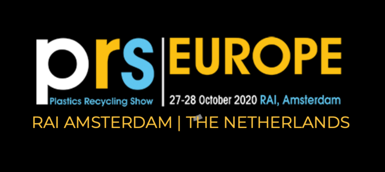 Plastics Recycling Show Europe rescheduled for October