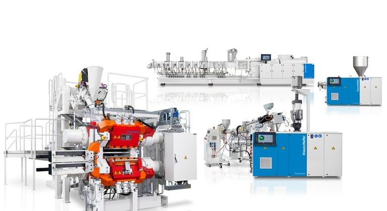KraussMaffei concentrates extrusion technologies under a single roof