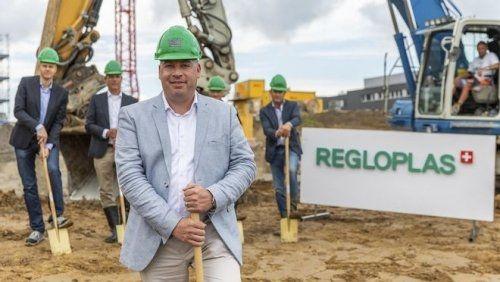Regloplas breaks ground on new 'Smart Factory'