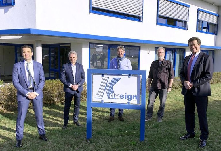 Reifenhäuser acquires majority stake in Kdesign
