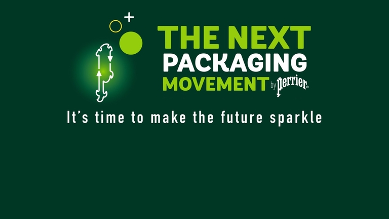 Three start-ups 'sparkle' as winners of Perrier's The Next Packaging Movement