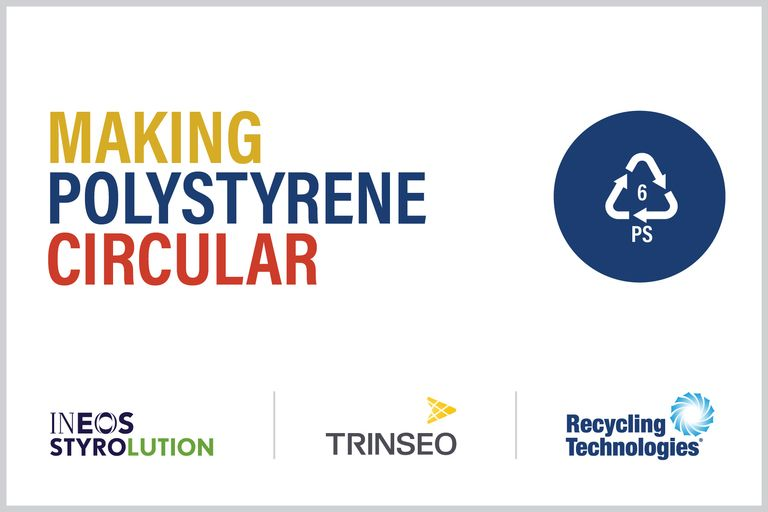 Recycling Technologies emerges as new partner in Ineos Styrolution/Trinseo recycling project