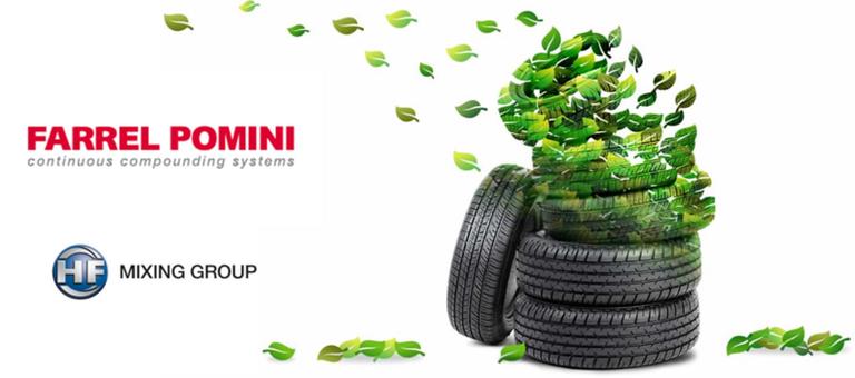 Farrel Pomini invests in UK waste tire pyrolysis startup