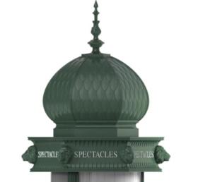Morris dome